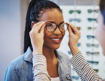 Eye health conceptual image
