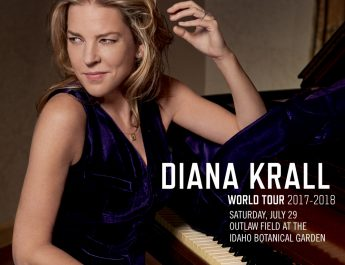 DIANA KRALL WORLD TOUR 2017–2018