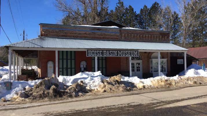 Idaho City Historical Foundation