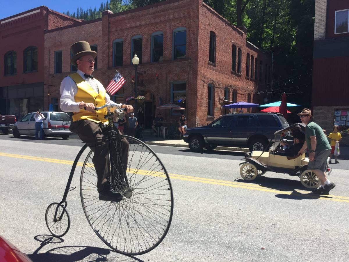 Wallace Street Parade, Idaho Senior Independent