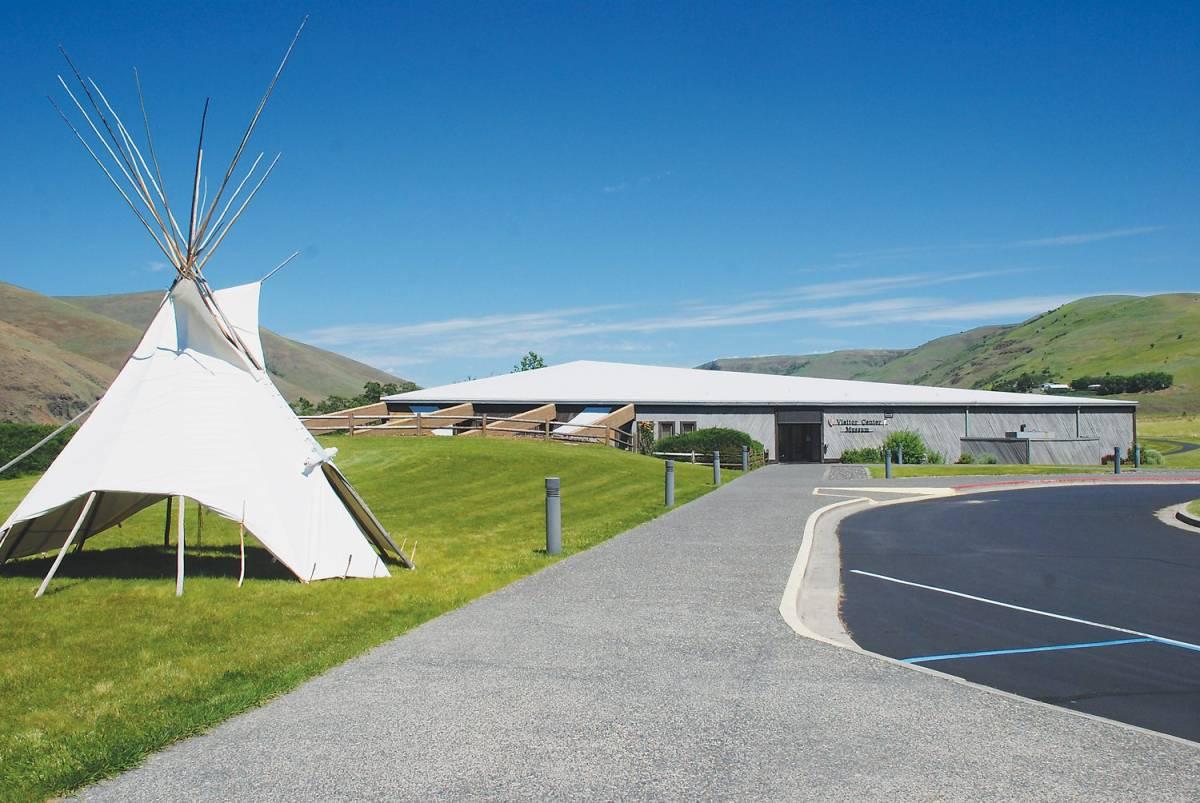Nez Perce Historical Park Visitor Center