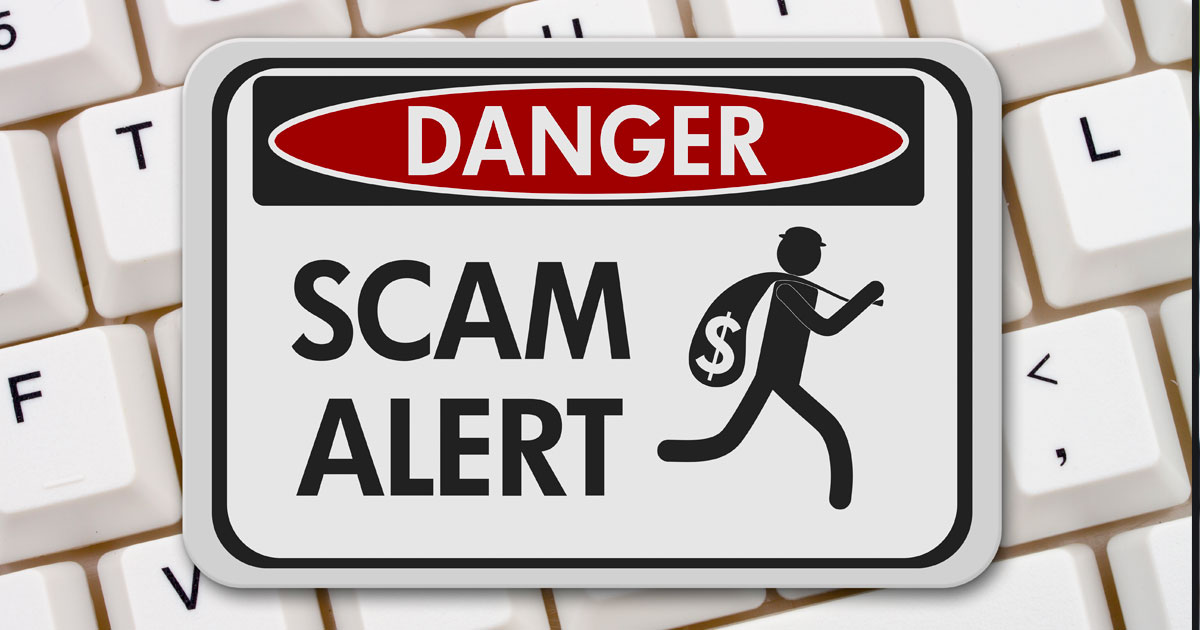 Be Aware of Tax Identity Theft
