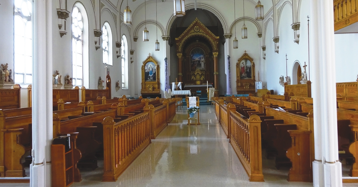 Monastery St. Gertrude