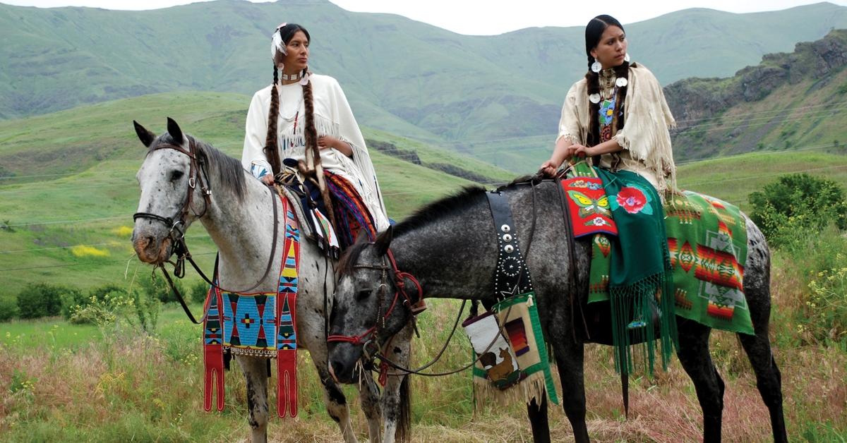 Idaho's Nez Perce Reservation