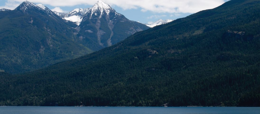 Head North of the Border to Nelson, British Columbia