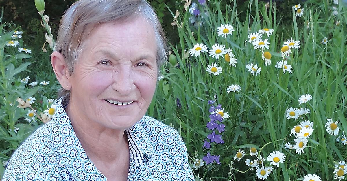 Marijana Dolsen, Edible Plant Expert