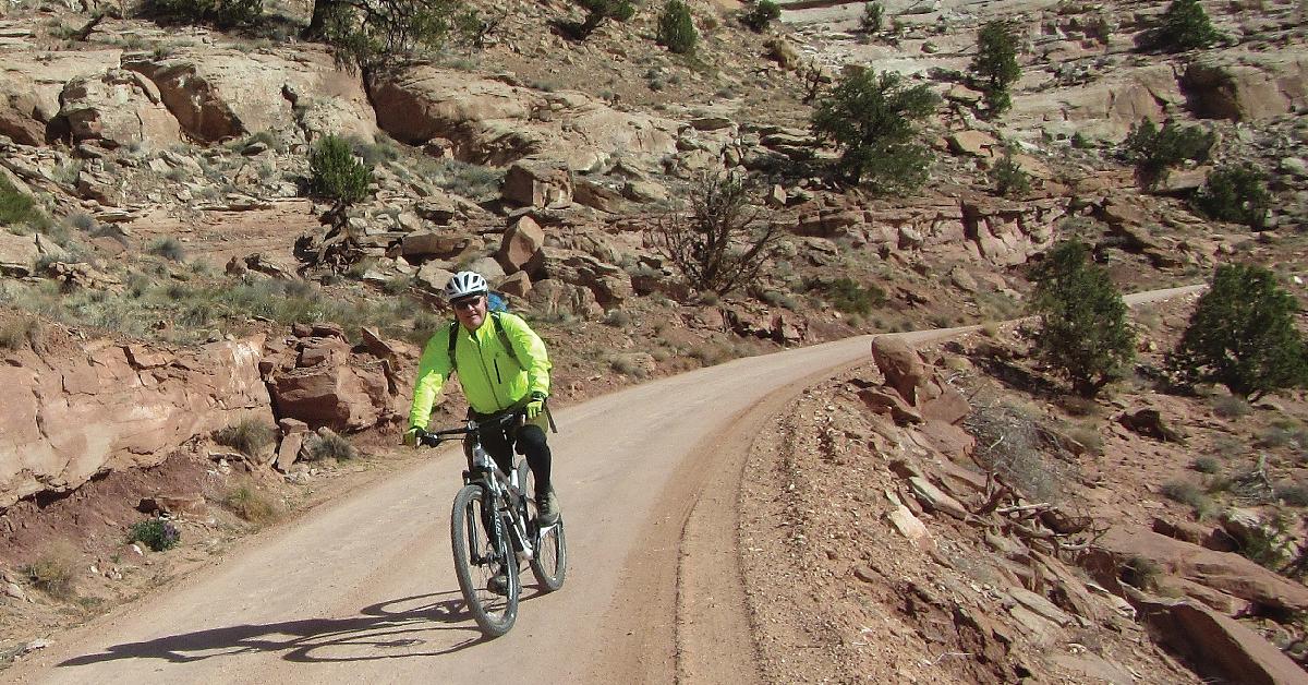 Mountain Biking the White Rim Trail