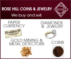 Rose Hill Coins and Jewelry