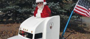 Santa Holiday Wish