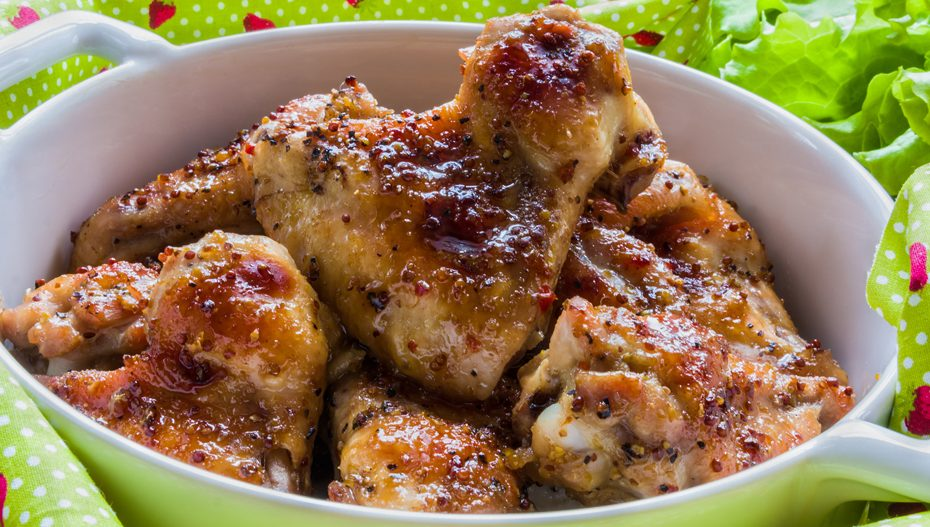 Wood Stove Chicken Recipe