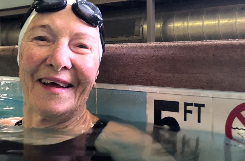 Hydropower: Seniors See Many Benefits of Swimming