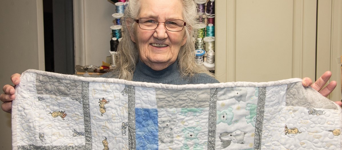 Knit Sew Quilt