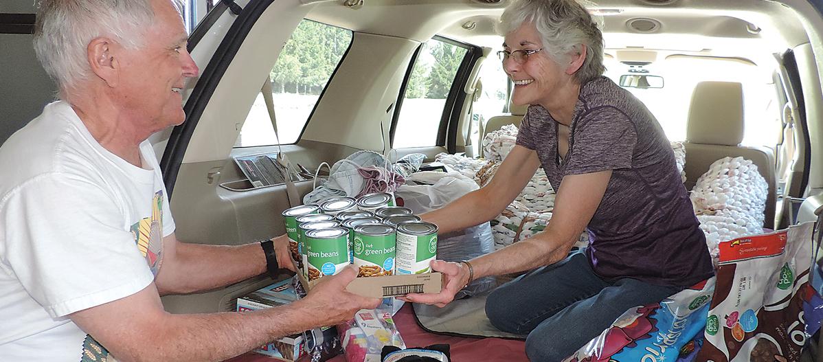 Charitable Road Trips