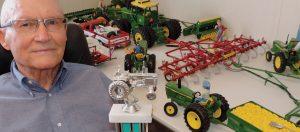 Dormon Olson Mini Tractors