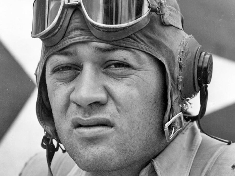 Pappy Boyington: Hollywood's Black Sheep, Idaho's WWII Hero