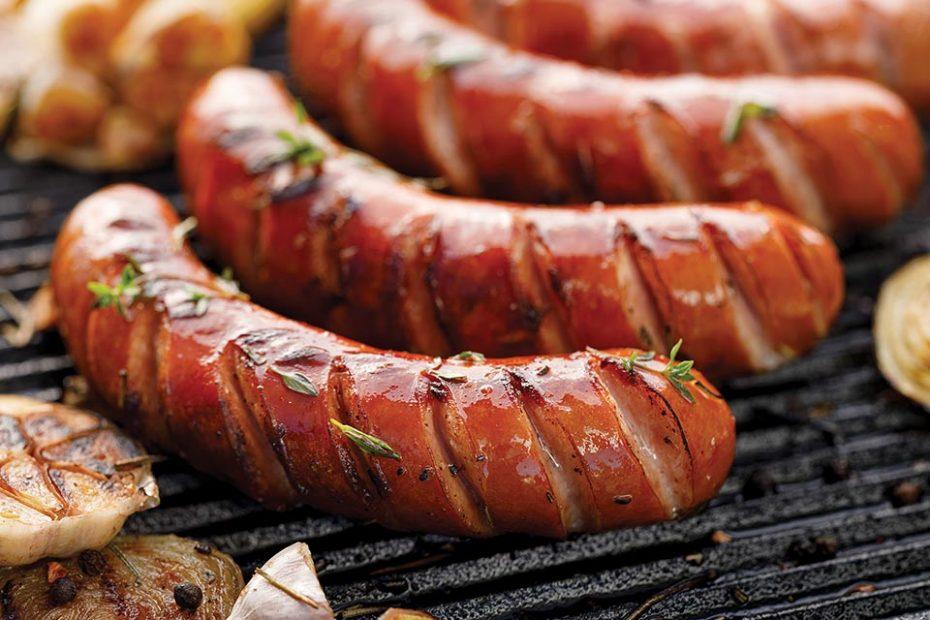 Sausage Month