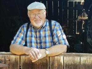 Frank Eld (Harkonen) Idaho Barn Whisperer