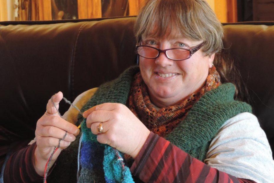 Holly Seefried Knitting