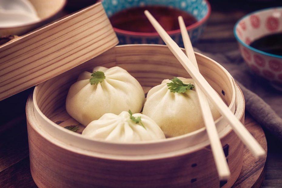 photo of Lunar New Year recipe: Honey Pork Dumplings