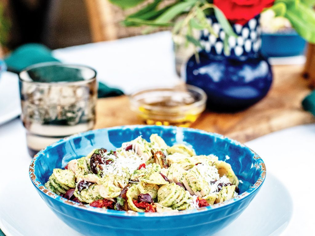 Add Mediterranean Flair to Your Dinner Table