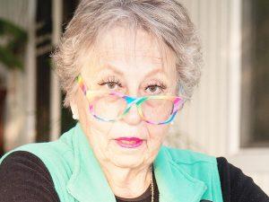 Photo of Gisella Woggon, 74,, Boise's activist grandma.