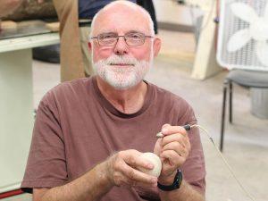 Woodturner Jim Christiansen: One Good Turn Deserves Another